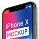Phone X - Vector Shapes Mockups