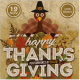 Thanksgiving Flyer - GraphicRiver Item for Sale