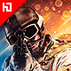 Battlefield Photoshop Action - GraphicRiver Item for Sale