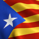 Catalonia Independence Flag - High Quality 4K - VideoHive Item for Sale