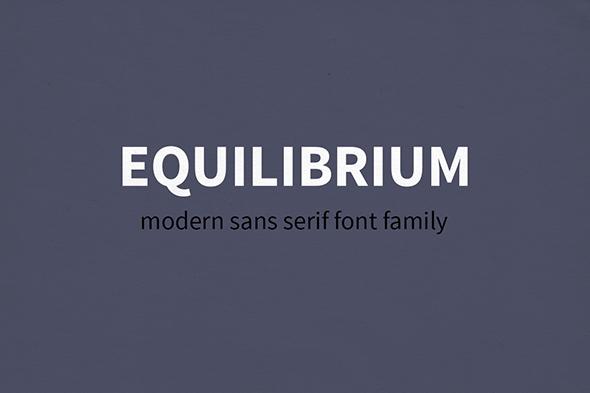 GraphicRiver Equilibrium 20770842