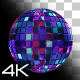 Disco Ball Element 4K - VideoHive Item for Sale
