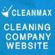 CleanMax- Cleaning Company Responsive Template - ThemeForest Item for Sale