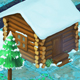 Frozen Village - Isometric Block Tileset - GraphicRiver Item for Sale