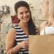 Women Talking in Shoe Shop - VideoHive Item for Sale
