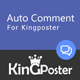 Facebook Auto comment Module for Kingposter - CodeCanyon Item for Sale