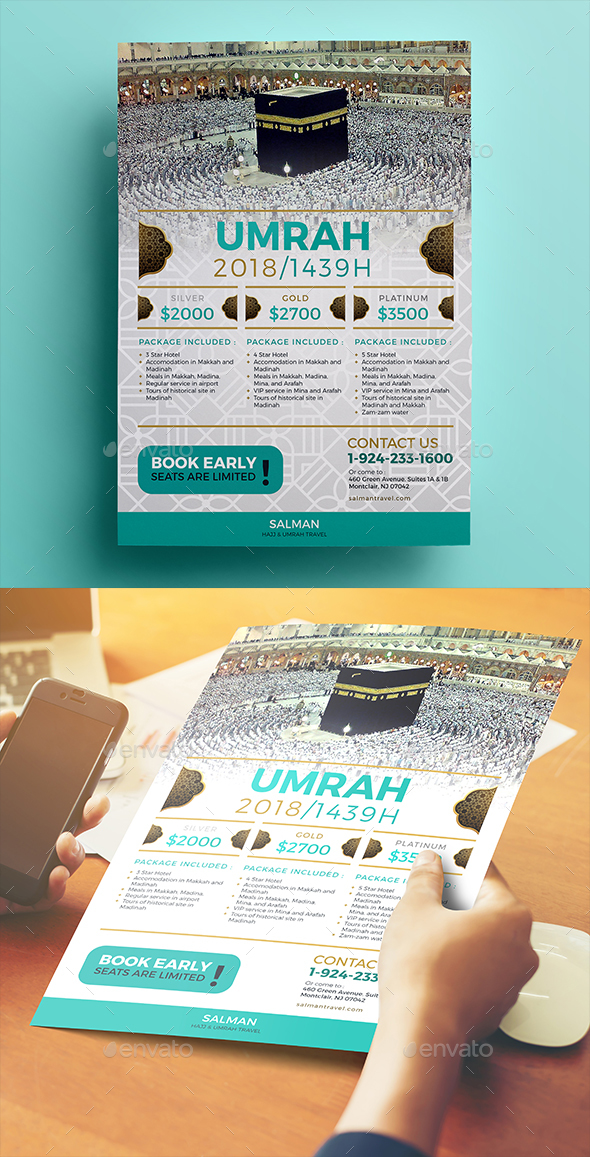 GraphicRiver Umrah Flyer 02 20759561