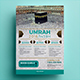 Umrah Flyer 02 - GraphicRiver Item for Sale