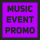 Music Event Promo