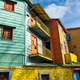 The colorful houses of Caminito Street in La Boca - PhotoDune Item for Sale
