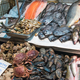 Shellfish, seafood and fish at a market - PhotoDune Item for Sale