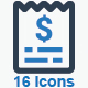 Cost Icons  (Blue Version)