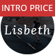 Lisbeth - A Lifestyle Responsive WordPress Blog Theme - ThemeForest Item for Sale