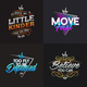 Typography Badges And Labels Vol.10 - GraphicRiver Item for Sale