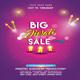 Big Diwali Sale Flyer