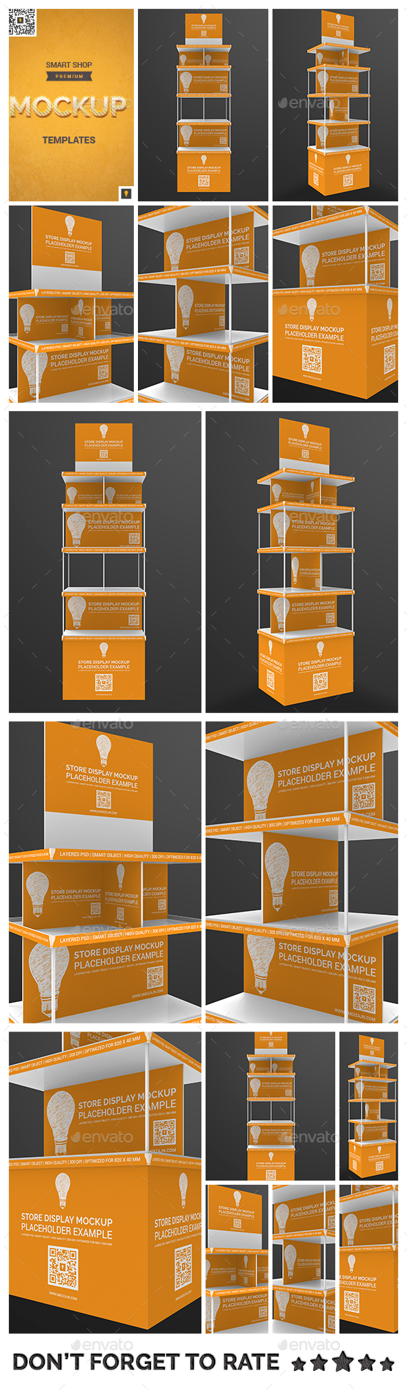 GraphicRiver Store Display Mockup 20772561