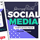 App Promotion Social Media Templates - GraphicRiver Item for Sale