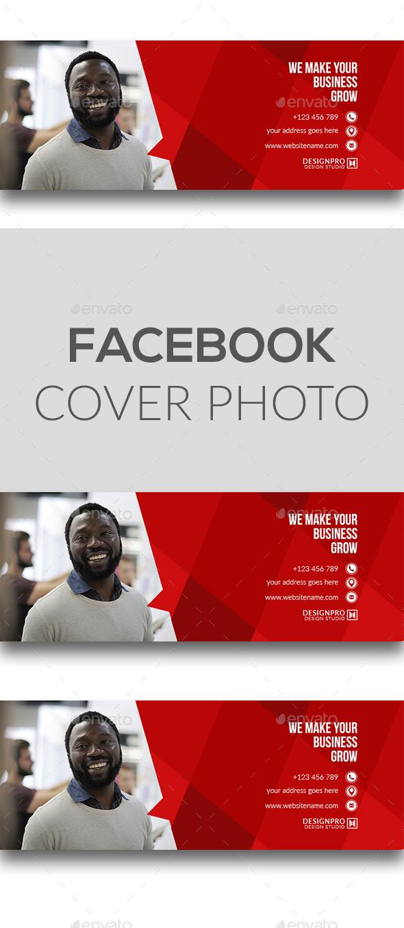 GraphicRiver Facebook Cover Photo 20772862
