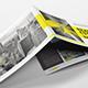 A4 Bifold Brochure Mockups 02