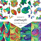 Zendoodle Digital Paper Pack - GraphicRiver Item for Sale
