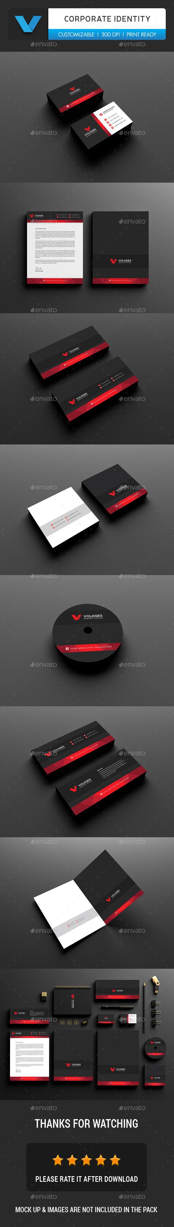 GraphicRiver Corporate Identity 20773239