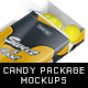 Candy Box Package Mock-Up