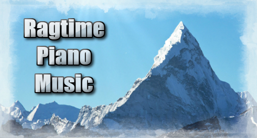 Ragtime Piano Music