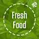 Fresh Food – Zencart Template for Organic Food/Fruit/Vegetables