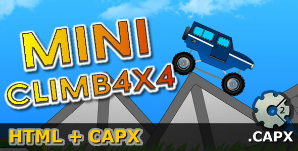 CodeCanyon Mini Climb 4X4 CAPX&HTML 20773952