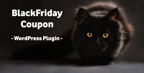CodeCanyon BlackFriday Coupon Wordpress Plugin 20774096