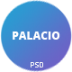 Palacio - Hotel PSD Template