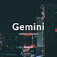 Gemini Platium Keynote Template