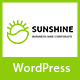 Sunshine - Multipurpose Corporate And Business WordPress Theme