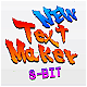 Arcade Text Maker 8bit Glitch Titles - VideoHive Item for Sale