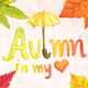 Watercolor Collection of Autumn and Fall Elements - GraphicRiver Item for Sale