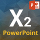 X2 Multipurpose PowerPoint Presentation Template - GraphicRiver Item for Sale