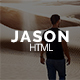 Jason - Personal Portfolio Template - ThemeForest Item for Sale
