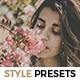 15 Style Pro Lightroom Presets