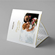 Brochure – Hotel for Wedding Tri-Fold Square