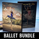 Ballet CD DVD Ticket Bundle - GraphicRiver Item for Sale