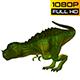 Tyrannosaurus Dinosaur Looped 2