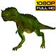 Tyrannosaurus Dinosaur Looped 3