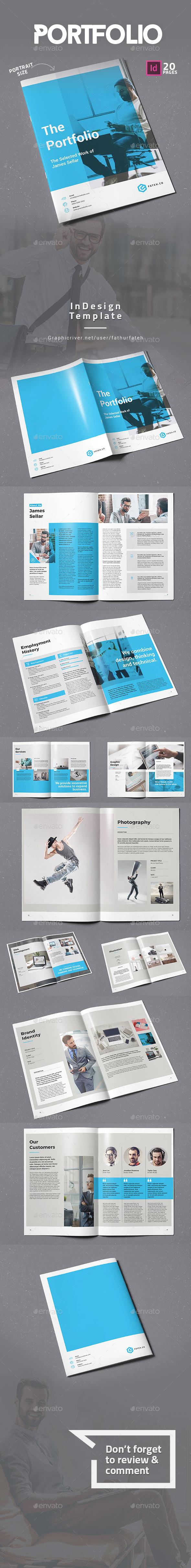 GraphicRiver Portfolio 20775978