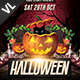 Halloween Party Poster / Flyer V02 - GraphicRiver Item for Sale