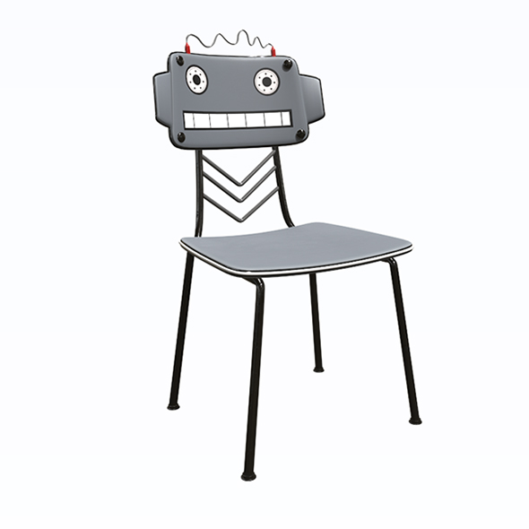 3DOcean Robot Chair 20776336