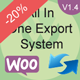 Woocommerce Advanced Export