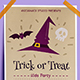 3 in 1 Halloween Poster Flyer - GraphicRiver Item for Sale