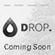 Drop - Multi-Functional Responsive Coming Soon Under Construction Template