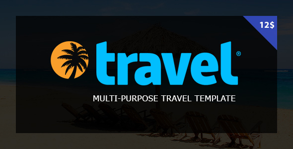 Travel Tour - Tour Booking, HTML5 Template