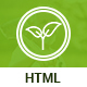 Plantation - Gardening and Landscaping Responsive HTML5 Template